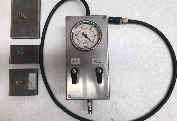 Crack-Test Vacuum Kit