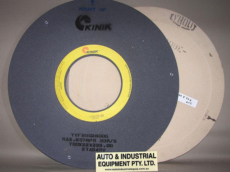 Crankshaft Grinding Wheels