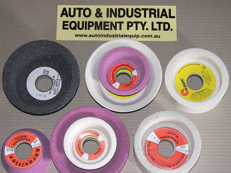 Flywheel Grinder Wheels