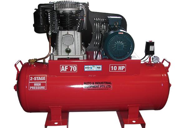 Reciever Mounted Compressors