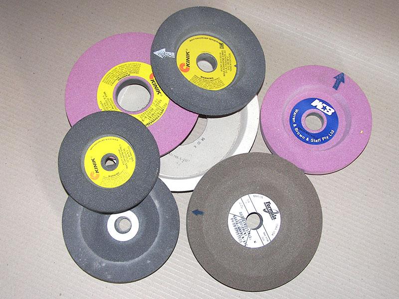 Valve Refacer Wheels