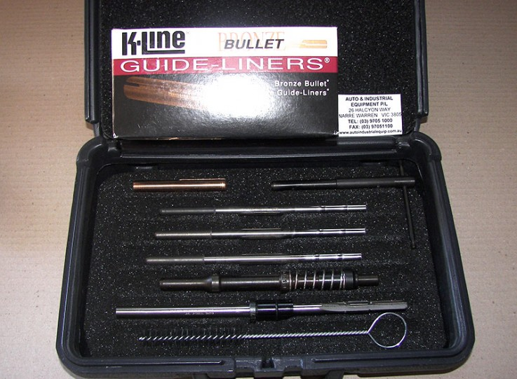 K-Line Tooling & Liners