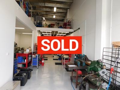 Cylinder Head Shop Sold
