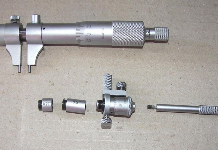 Inside Micrometers