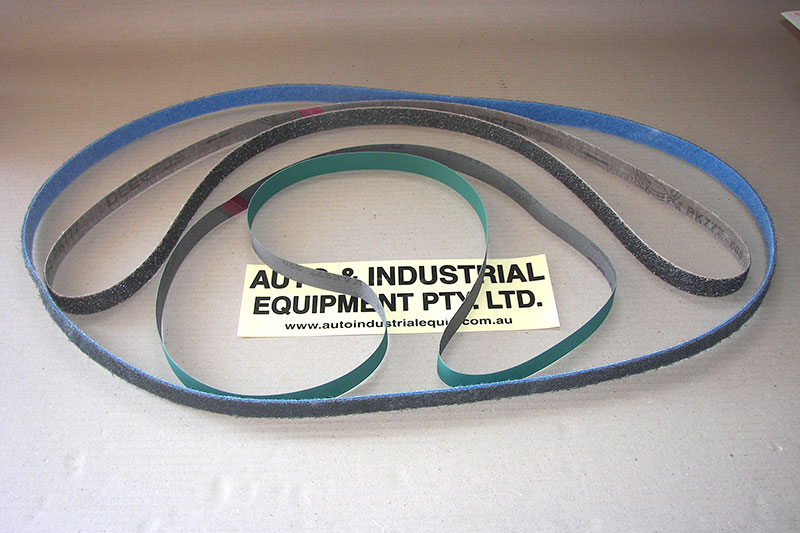 Crankshaft Linish Belts